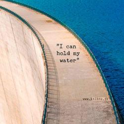 Vandladnings kontrol